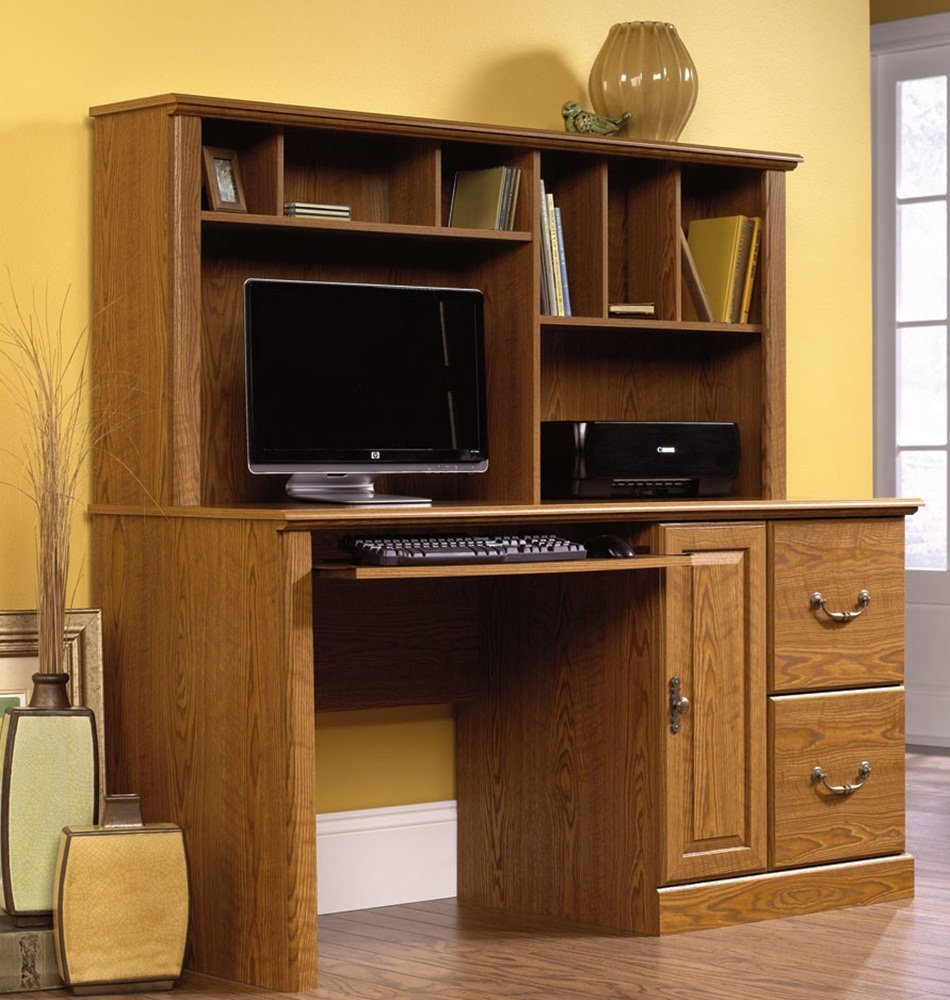 small hutch home of full also desk delightful spaces space with for interior office large and size black desks computer