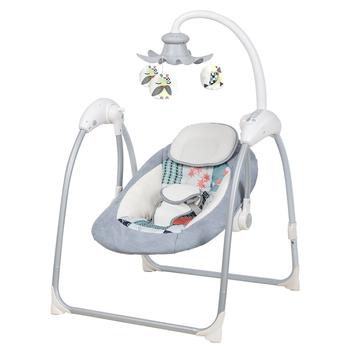 Baby Rocker Swing Swinging Bouncer Chair Infant Bed Folding Baby