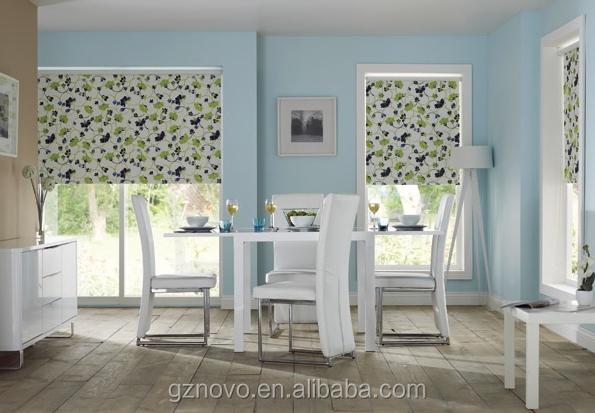 Curtains Ideas curtain rod roman shades : Novo Roman Shade Bracket For Aluminium Curtain Rod For Smart Home ...