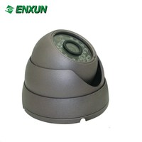 Indoor cctv camera 1/3 sony ccd 700TVL High Resolution IR vandalproof dome camera security system