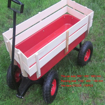 Custom Antique Kids Wooden Rolling Garden Wagon Cart Buy Wooden Rolling Garden Wagon Cartkids Wooden Garden Wagon Cartwooden Garden Cart Product