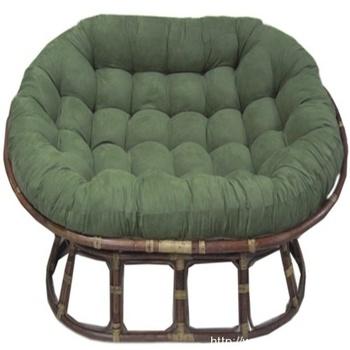 Soft Tufts Papasan Chair Cushion