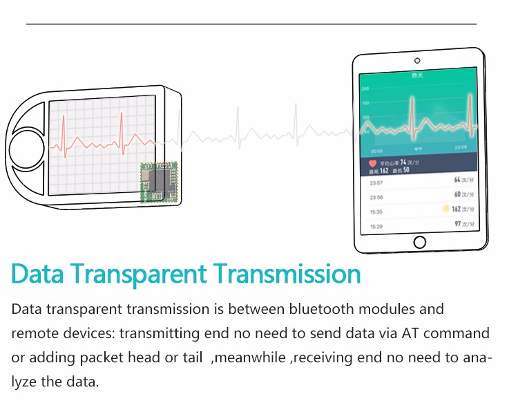 Bluetooth dual mode blutooth CSR8670 audio data transmission