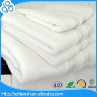 China textile design comfortable wholesale 100% cotton white hotel hand towel with embroidery