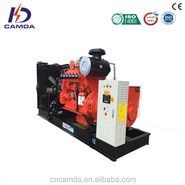 200kW natural gas generator/chp price