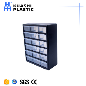 Wholesale Plastic Stackable Target Screw Storage Drawers Organizer