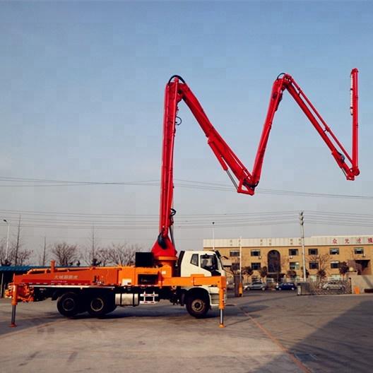 Remote Control,38m 42m 47m Concrete Pump Truck,Concrete Truck Boom Pump  With Best Price! - Buy Concrete Pump Truck,Concrete Truck Boom Pump Product  on
