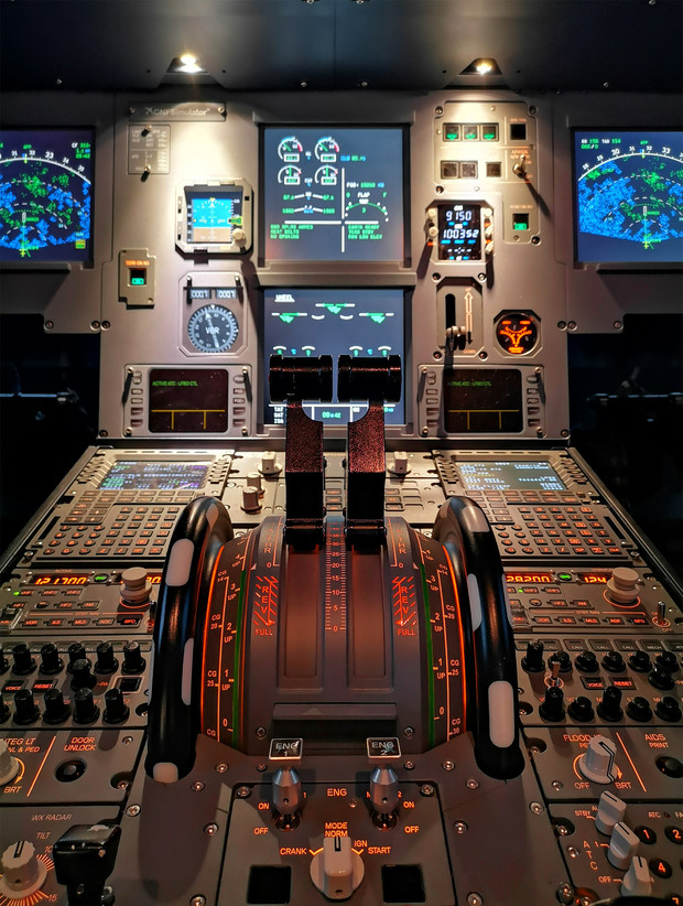 cockpit flight simulator, cockpit flight simulator Suppliers