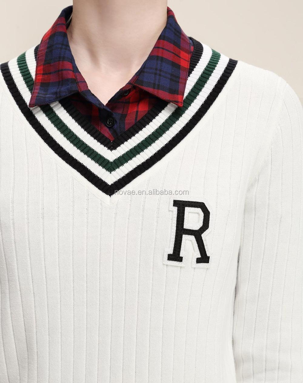 Ladies cotton knit clothing v neck shirt buy v neck t for 100 cotton v neck t shirts wholesale