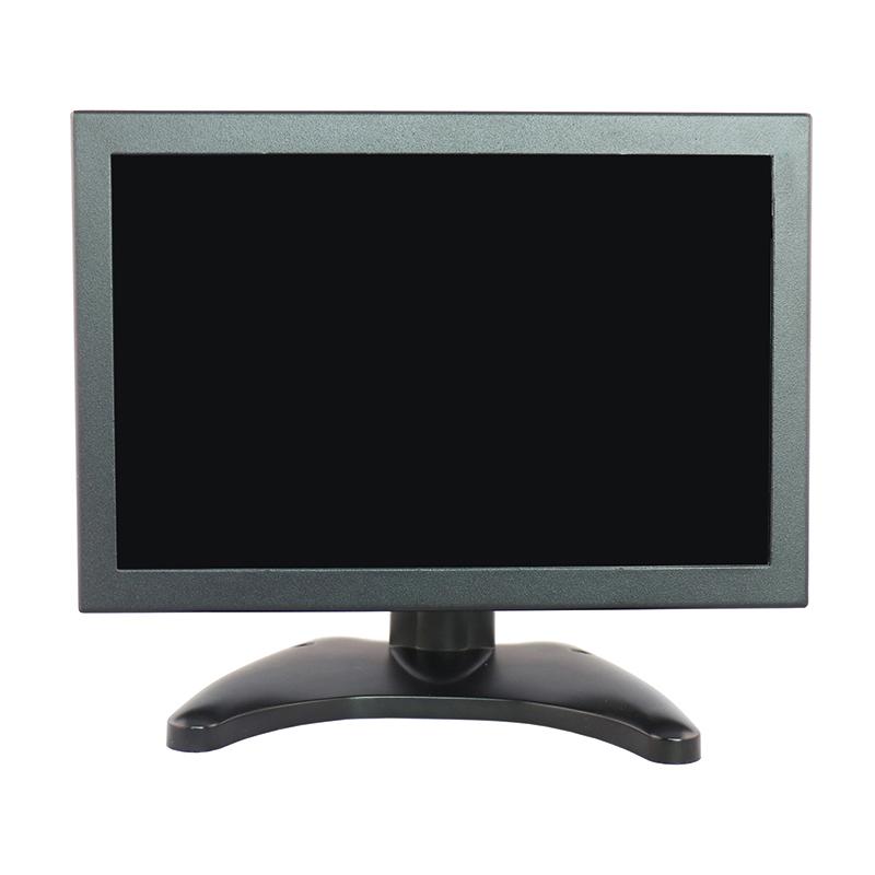 ZHIXIANDA Mult-infterface BNC/VGA/AV/USB 12v 1280*800 monitor 10.1 inch  lcd tft monitor