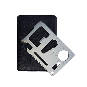 Hot sell credit card multi tool outdoor multi tool credit card portable multi tool card