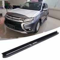 Factory aluminum alloy mitsubishi outlander hybrid side step for car suv 4x4 accessories