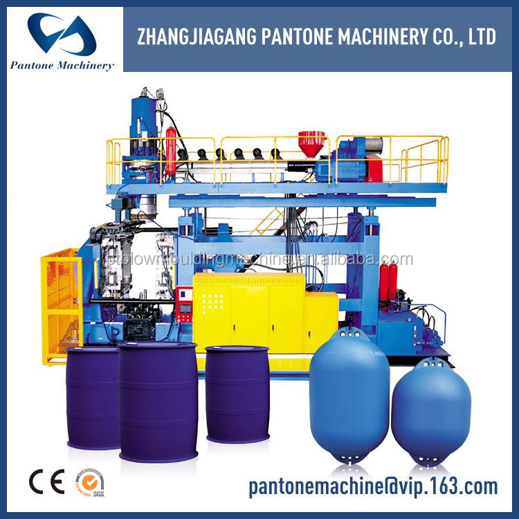 China supplier high quality 5 gallon plastic water tank making machine/PC blow moulding machine