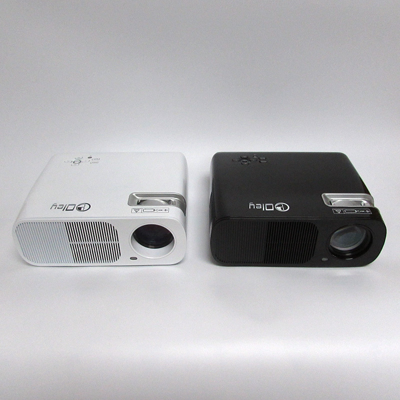 competitive price Oley BL-20 mini led projector with resolution 800*480