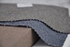 Brown navy herringbone flannel wool suit fabrics cut length available