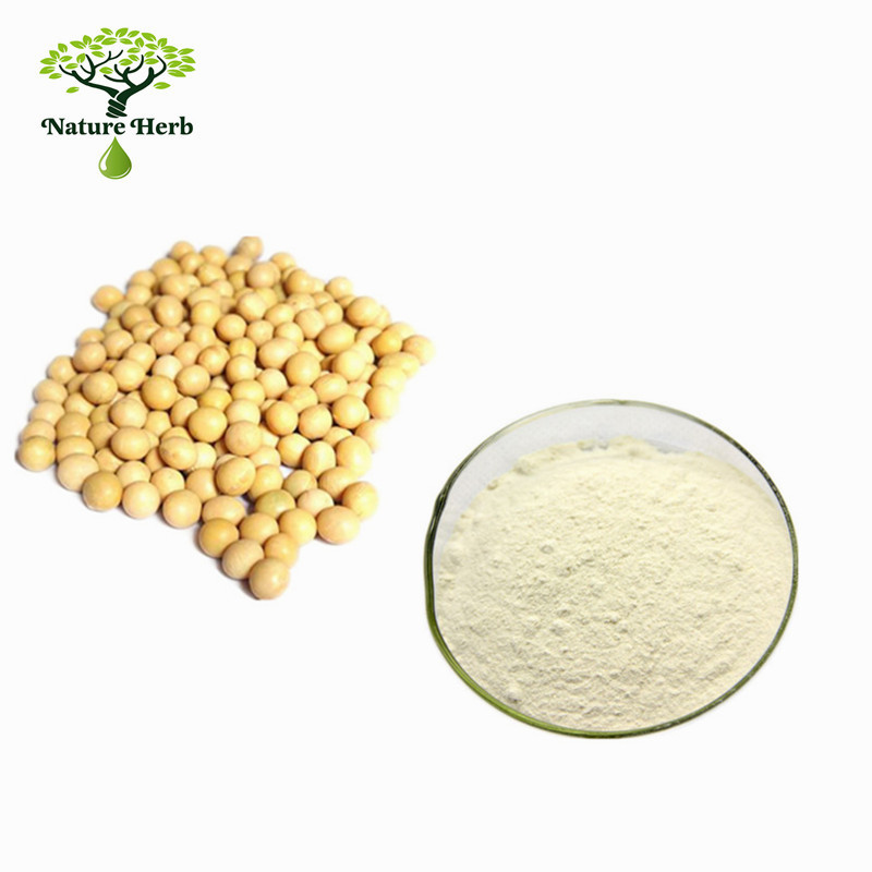 Professional Manufacturer Supply Best Daidzein/ High Quality Solvent Soybean Extract