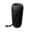 Led alarm clock wireless speaker with FM radio, mirror speaker with alarm
