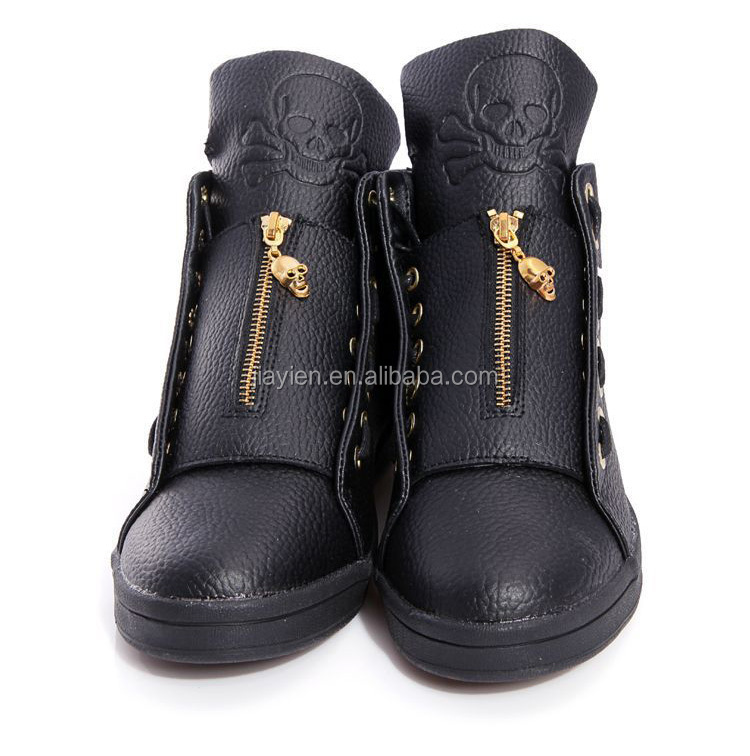 2016 verk ufe designer schuhe m nner hohe qualit t hip hop schuhe sch del herren schuhe casual. Black Bedroom Furniture Sets. Home Design Ideas