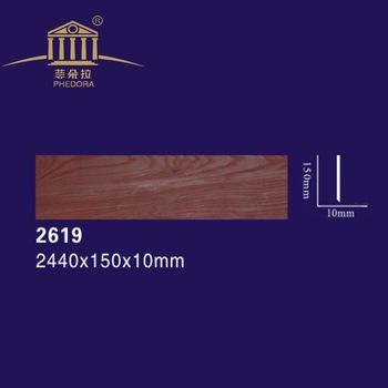 High Quality Wholesale Polyurethane Foam Decorative Wood Ceiling