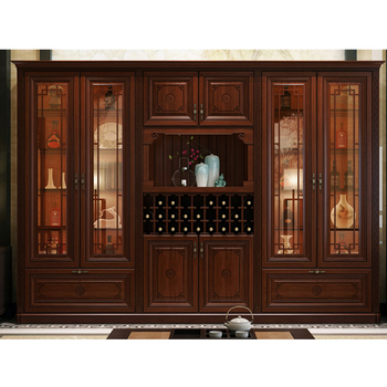 High Quality Antique Wine Cabinet Made