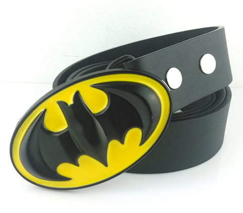 Men Fashion Belts 2015 Men Accessories Mens Casual Belt Mens Batman