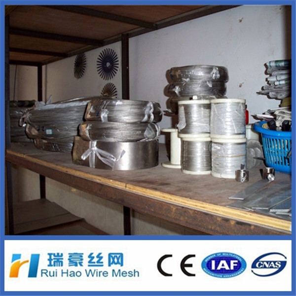 5kg/spool hot dipped galvanized iron wire for sale