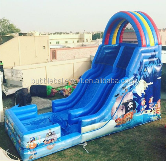 Giant Factory Price Inflatable Water Slide Clearance For Slides China