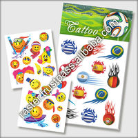 OEM tattoo sticker full color printing / tatoo collection