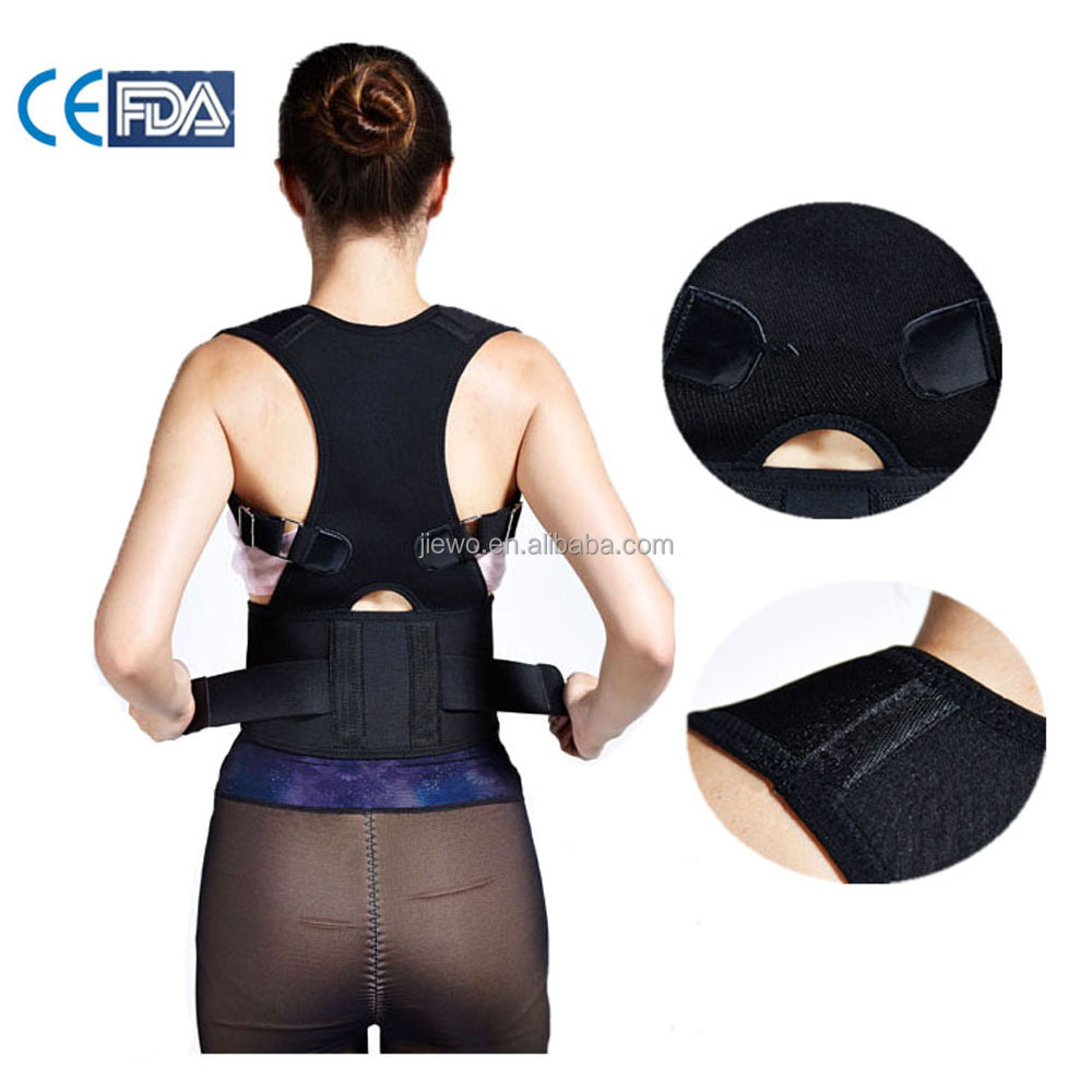 new medical Shoulder support belt and lumbar traction made in china as seen as on tv