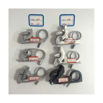 leather stretching clamps for toggling machine