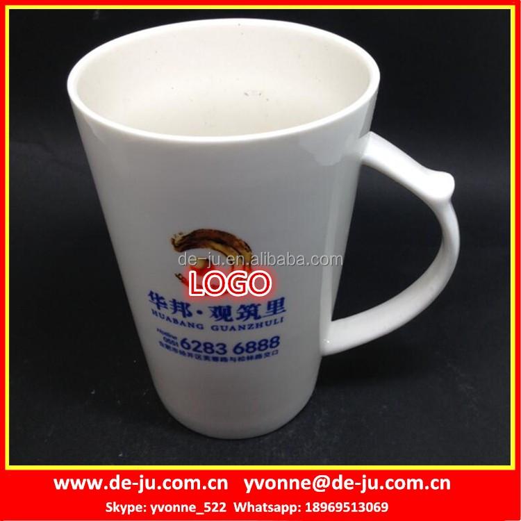 b4dae228f31 Wood Cover White Ceramic Coffee Mug With Lid - Buy Ceramic Coffee ...