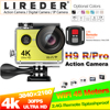 H9 Eken 4k Wifi Action Camera Sport H9r H9se Waterproof 1080p Camcorder Hd