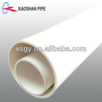 xiaoshan tubo pvc 200mm buy tubo pvc 200mm 200mm pvc. Black Bedroom Furniture Sets. Home Design Ideas