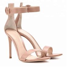 445b48901 2018 для вечеринок стильные каблуки популярные женские обувь Азии босоножки  на высоком каблуке