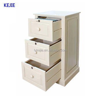 Europe Popular Used Vintage Cream 3 Drawer File Cabinet Office And Home  Steel Filing Cabinet Big