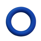 High Quality Circle Style Dog Pet Chew Toy Tough Rubber Ring For Powerful Chewers