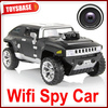 GT-330C Electric Spy Video Iphone Wifi RC Car with Camera rc nitro gas cars