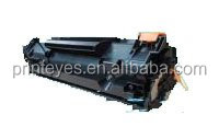 china supplier offer compatible toner cartridge CB435/436/CE278/285/CF283 on alibaba china