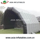 Water Proof Inflatable Cube Tent Black For Event Low Price, Inflatable Temporary Garage For Family