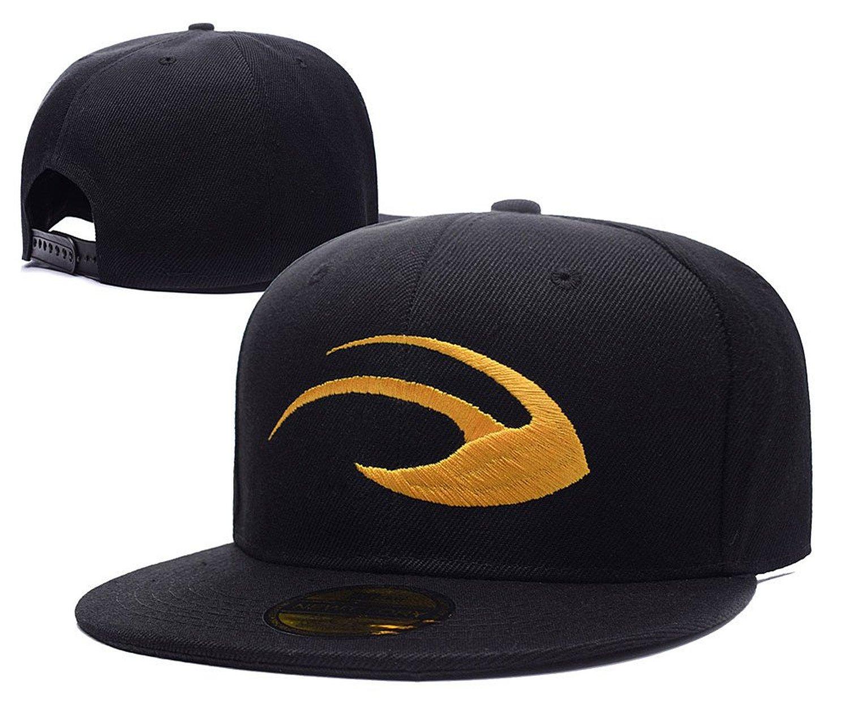 official photos da4b0 ff1f7 Get Quotations · Michigan Wolverines Helmet Logo Adjustable Snapback Caps  Embroidery Hats