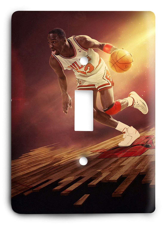 Michael Jordan G5 v1 Light Switch Cover