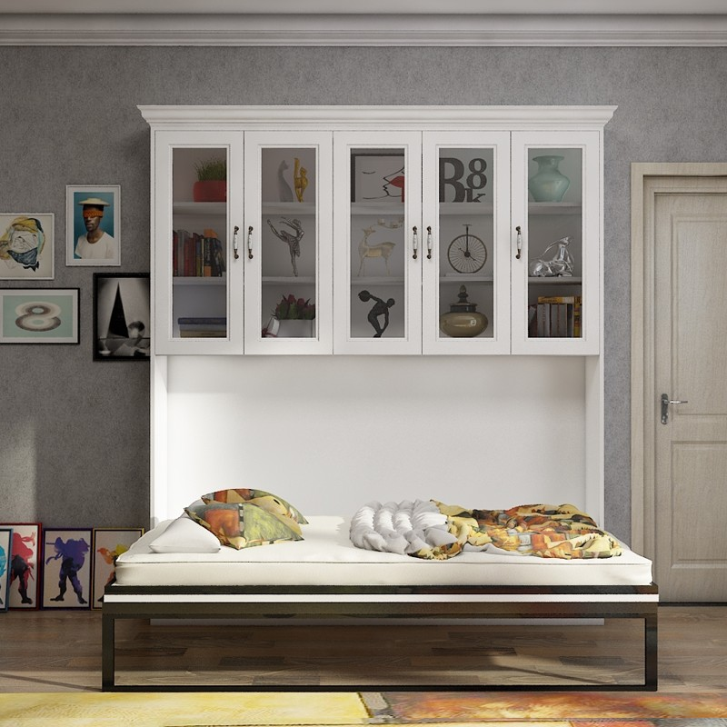 Hot Sale Latest Design Folding Vertical Wall Mounted Bed ...