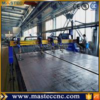High-precision CNC Plasma Cutting Machine For Metal Cutting
