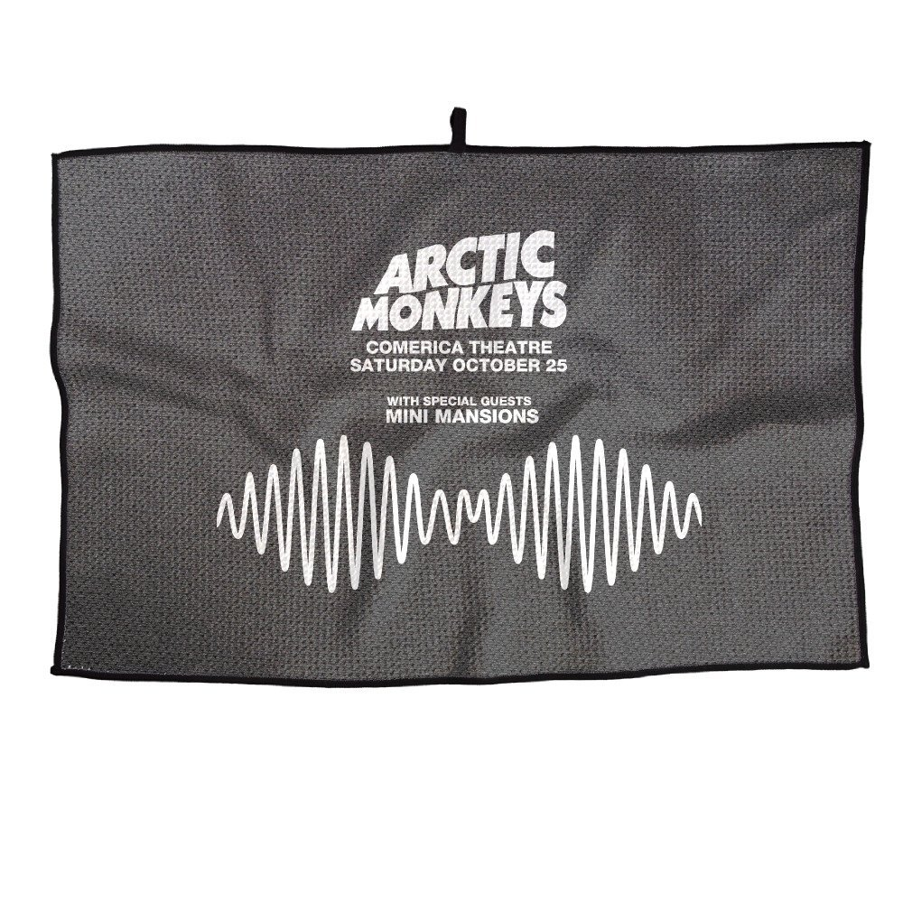 Novelty Arctic Monkeys-Comerica Theatre Saturday October 25 Caddyshack Golf Towel