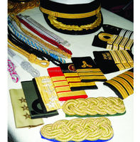 Uniform Accessories for Military and Armed Forces - Hand Embroidered Badges, Military Uniform Accoutrements Store, Lanyard