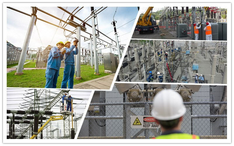 Local Installation Service Power Transformer 25 Mva 25000