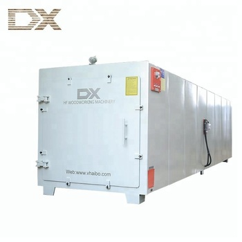 3CBM radio frequency microwave vacuum drying chamber of wood