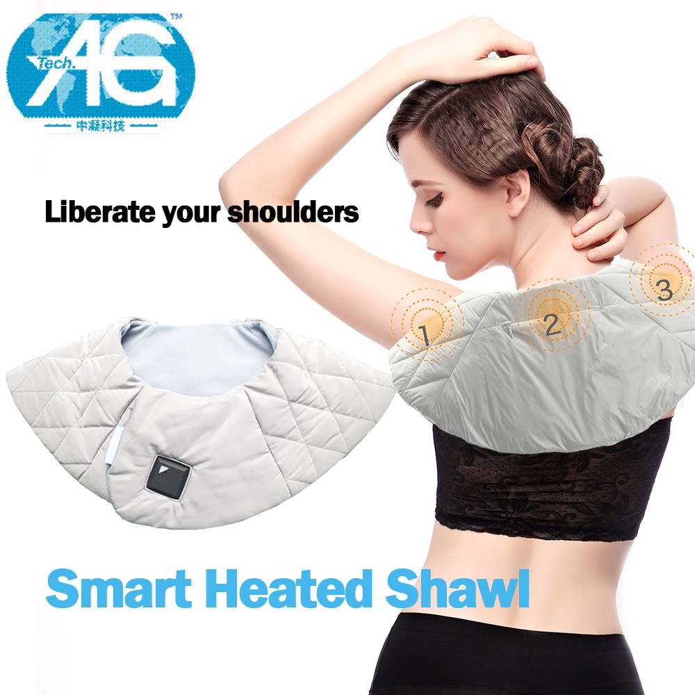 Bluetooth Connection Infrared Therapy Body Massage Waist Belt