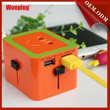 newest and hot selling CE/ROHS/FCC 5V/2.4A home appliances gift items
