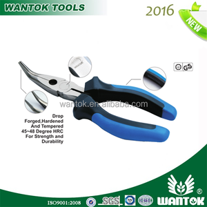 TUV/GS bent nose pliers